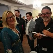 The Kilted Caricaturist Homepage Corporate event 1
